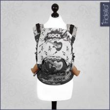 Fidella Fusion Rock n Rolla silver
