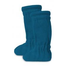 Manymonths čižmičky WINTER Provence Blue