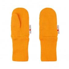 Manymonths rukavice s palcom 16 Saffron Yellow