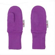 Manymonths rukavice s palcom 16 Violet Lotus