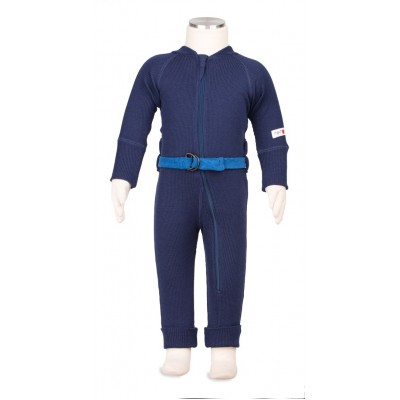 Manymonths overal merino 16 Moonlight Blue