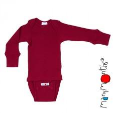 Manymonths merino body / tričko veľ. 0-3/4 mesiace (rôzne farby)