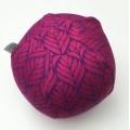 Balónové loptičky zo šatiek