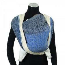 Didymos Ada azzurite Wolle