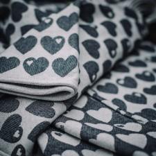 Didymos byGraziela Herzen Monochrom (Didymos byGraziela Hearts Monochrome)