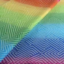 Didymos Metro Regenbogen (Metro Rainbow)