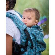 Ergonomický nosič Kaya korra Leaves veľkosť Toddler