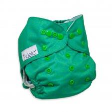Fidella AIO látková plienka Amors love arrows green