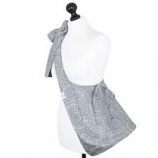 Šatková taška Fidella Mosaic -stone grey