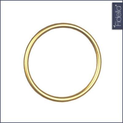 RS krúžky L zlaté
