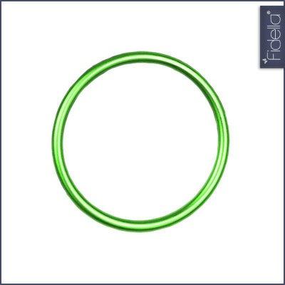 RS krúžky L zelené