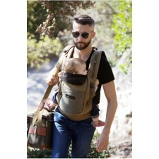 JPMBB Physio Carrier (Safari/Safari/Olive)