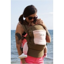 JPMBB Physio Carrier (Safari/Safari/Pink)