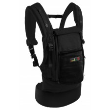 JPMBB Physio Carrier (Black/Black/Black)