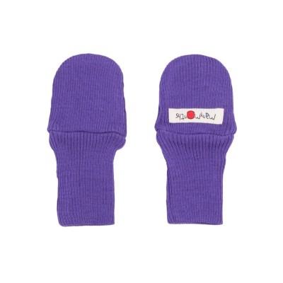 Manymonths rukavice bez palca Purple Peace (fialové)