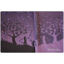 Natibaby Bubbles purple