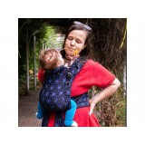 Ergonomický novorodenecký nosič Moisha HuGo Geostar Grappe