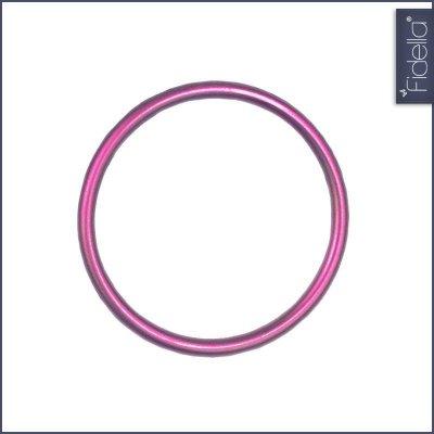 RS krúžky L fialové