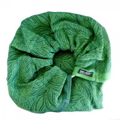 DidySling Grünes Dickicht (Ring sling Didymos Green Thicket)