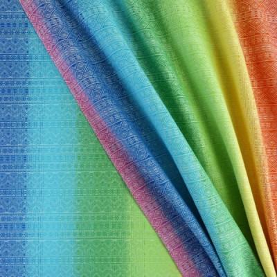 Šatka na nosenie detí Didymos Prima Regenbogen Triblend (Didymos Prima Rainbow Triblend)