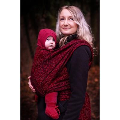 Šatka na nosenie detí Moisha Florentine Stephania