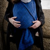 Šatka na nosenie detí Didymos Blue Bricks