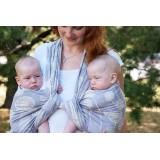 Šatka na nosenie detí Moisha Dandelions Lavender