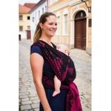 Šatka na nosenie detí Moisha Goralia Rosenberg