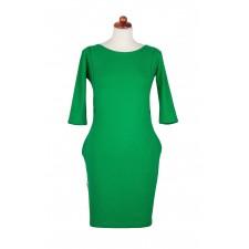 Šaty na dojčenie Angel wings zelené