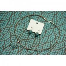 Set náhrdelník a náušničky Kaya Leaves