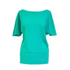 Angel wings Dámske tričko smaragd
