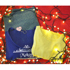 Tkaná šatka Mokosh Trinity Tree veľ. 6 + žlté šaty na dojčenie