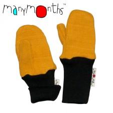 Manymonths rukavice bez palca Golden Bee